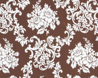 Free Spirit - Girls World Vibe Carrie by Jennifer Paganelli Damask in Brown PWJP058