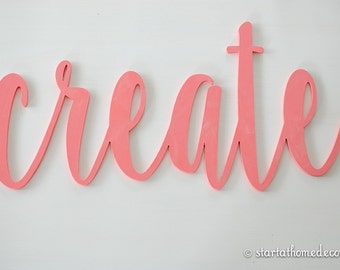 """Create Sign 