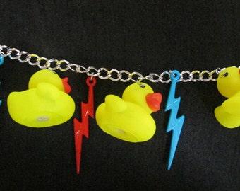 original rubber duck bracelet