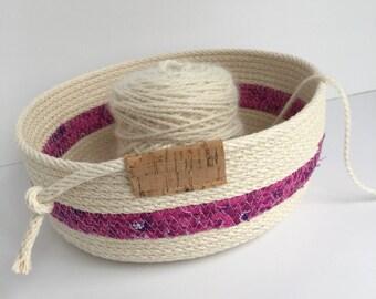 Rope Bowl YARN BOWL