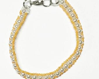 Beaded Jewelry, Beaded Bracelet, Bead Bracelet, Statement Jewelry, Beadwork, Wedding Jewelry, Bridal Jewelry, beadwork Jewelry