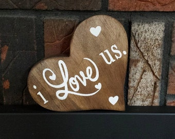 Valentine's Day, Gift Ideas, I Love Us, Girlfriend Gift, Boyfriend Gift, Wife Gift, Husband Gift, Romantic Gift, Valentine Gift Ideas