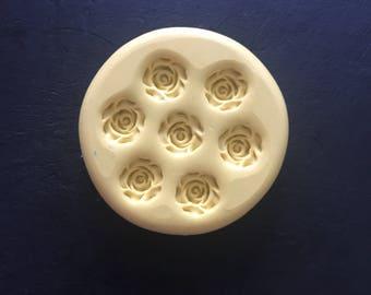 Tiny Roses Mold