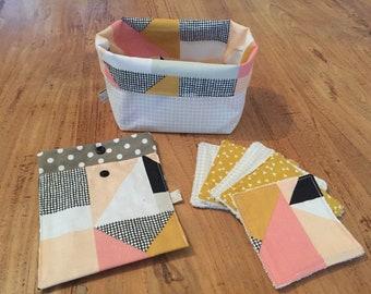 Bathroom - art deco pattern Kit