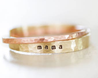 Personalized Jewelry / Inspirational Gift / Mom / Kids Names / Gift for Her / Sentimental Jewelry / Handmade / Unique Gift / Gift From Us
