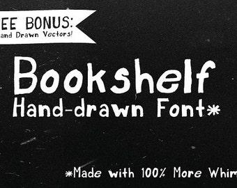 Bookshelf + Bonus