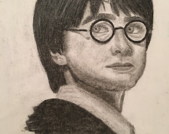 Harry Potter drawing