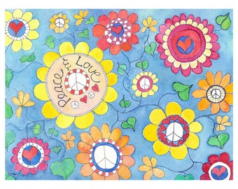 Peace Garden Celebrations Card - 4 Card Set