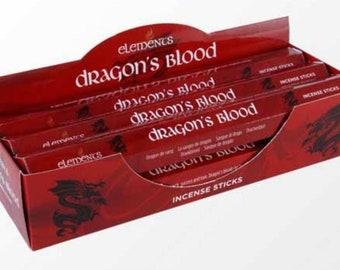 Elements Dragons Blood Incense