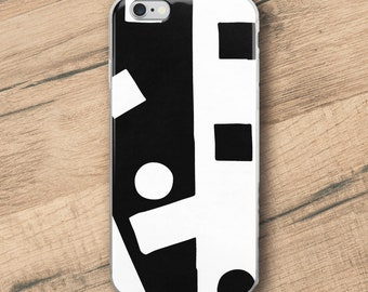 In the street No4, Graffiti, Phone Case For iPhone 8 iPhone 8 Plus, iPhone X, iPhone 7 Plus, iPhone 6, iPhone 6S