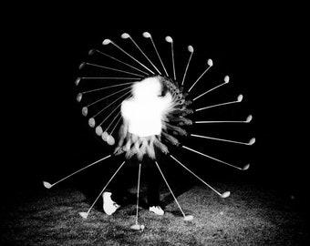 Vitruvian Golfer - 2015