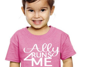 I Run 4 Toddler/Youth T-shirt