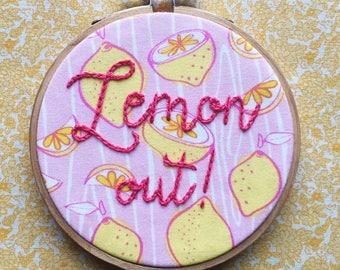 """30 Rock """"Lemon Out!"""" Hoop"""