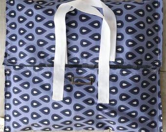 THORKEL pie blue TRENDY purple bag