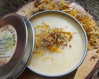 Therapeutic Herbal Healing Balm