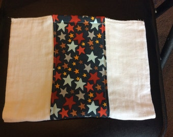 Star Struck Burp Cloth