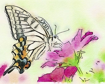 Printable Art, Instant Download Printable Art, DIY Print At Home, Instant Download, Art Print, Butterfly