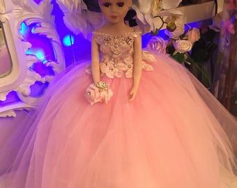 Quinceniera doll