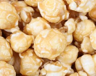 Gourmet Caramel Popcorn by Its Delish (One Pound)