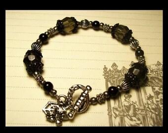 Halloween Spider bracelet xl