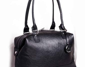 Leather bag Leather handbag Leather tote handbag Purse Messenger bag Shoulder bag Leather shoulder bag Leather tote bag Leather purse