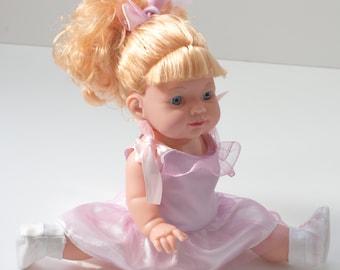 """Doll clothing """"Baby Princess ballerina"""""""