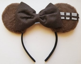 Wookie Mouse Ears