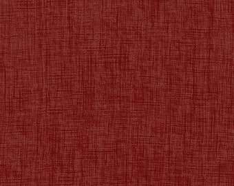 SALE - Windham Basics Texture - Red - 27713-1 Cotton Print Fabric from Windham Fabrics