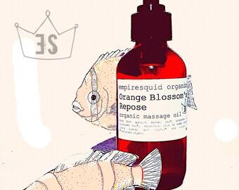 Organic Massage Oil | Natural Massage Oil | Bath Oil |  Massage Therapy | Aromatherapy Massage | Natural Body Oil | Massage Lotion