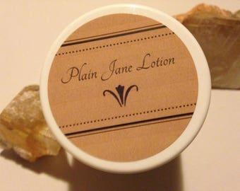 Plain Jane lotion
