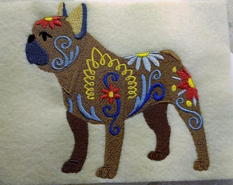 Any Occasion Cards - Flower Power Dog