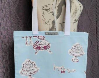"""Tote bag or Tote pattern """"Paris"""""""