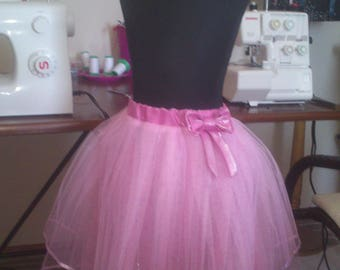 Free shipping.Pink tutu.Tutu skirt for girls.Tutu for girl.Skirt for baby.Skirt for girl.Pink skirt.