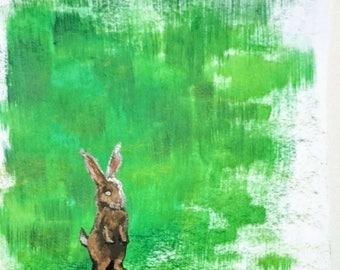 A Most Mischievous Mr. Rabbit
