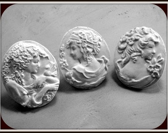 Clay Stamps,  Textural Stamps,  Handmade Stamp, Ceramic Clay Stamp   for ceramic clay, polymer clay, metal clay, soap  (189 )