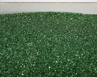 German Glass Glitter - Forest Green - 90 Fine Grit