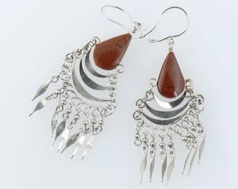 Gypsy Earrings Boho Earrings Bohemian Earrings Tribal Earrings Hippie Earrings Ethnic Earrings Boho Jewelry Gypsy Jewelry Gift For Her