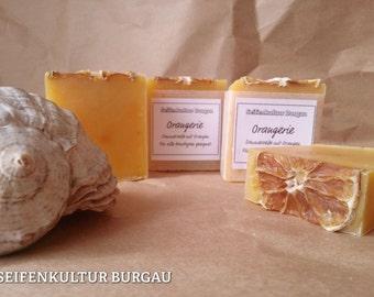 "Summer Soap ""Orangerie"""