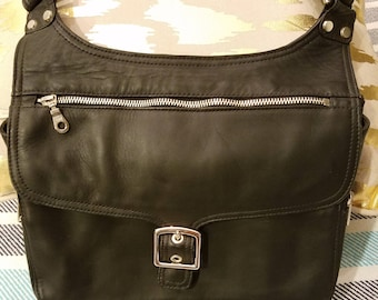Coronado Leather Crossbody bag