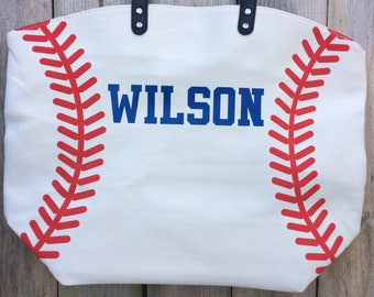 Baseball Mom Tote, personalized mom Baseball Tote, ON SALE!, Baseball Purse, Baseball Mom Bag, Baseball Tote Bag, Baseball Mom Purse