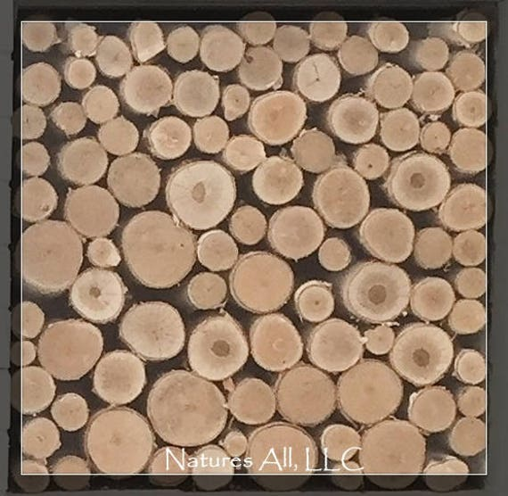 Empty Fireplace Decor/Fill A Space/Decorative White Birch Logs-Kiln Dried/Farmhouse Decor/Rustic Home Decor!!