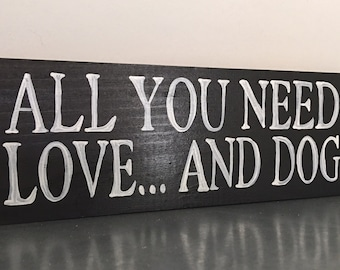 All you need is love and dogs