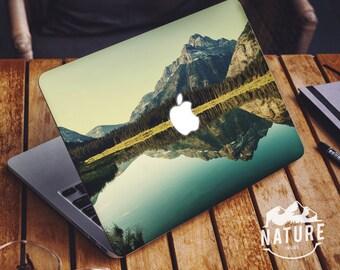 Vintage Macbook Decal / Nature Stickers Macbook Pro / Macbook Sticker / Laptop Sticker / Macbook Air skin / Macbook pro 13 skin / NI029