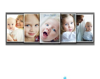 Facebook Cover Template PSD - Facebook Timeline Template PSD - Facebook Timeline Cover - Photoshop Photography Photo FB008