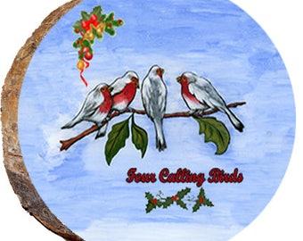 Four Calling Birds - DX204