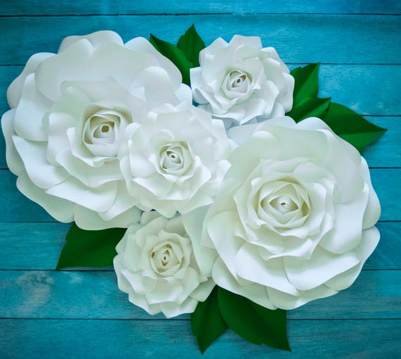 Large paper rose template giant paper flower printable template large paper rose template giant paper flower printable template tutorial paper flowers wedding backdrop diy paper flowers from catchingcolorflies on mightylinksfo