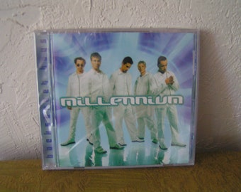 "Back Street Boys ""Millennium"" Music CD---Brand New & Sealed"