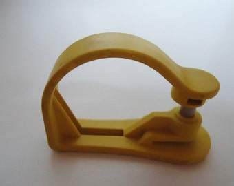 Working  Hole Circle Paper Punch.80s Design