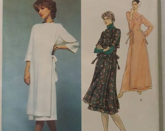 1582 Vintage Vogue Paris Original Designer Renata Pattern Size 16