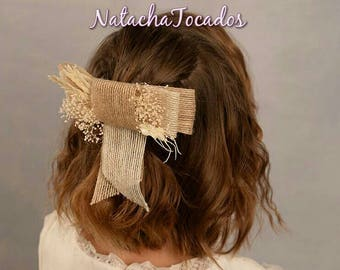 Touched Jute Tie
